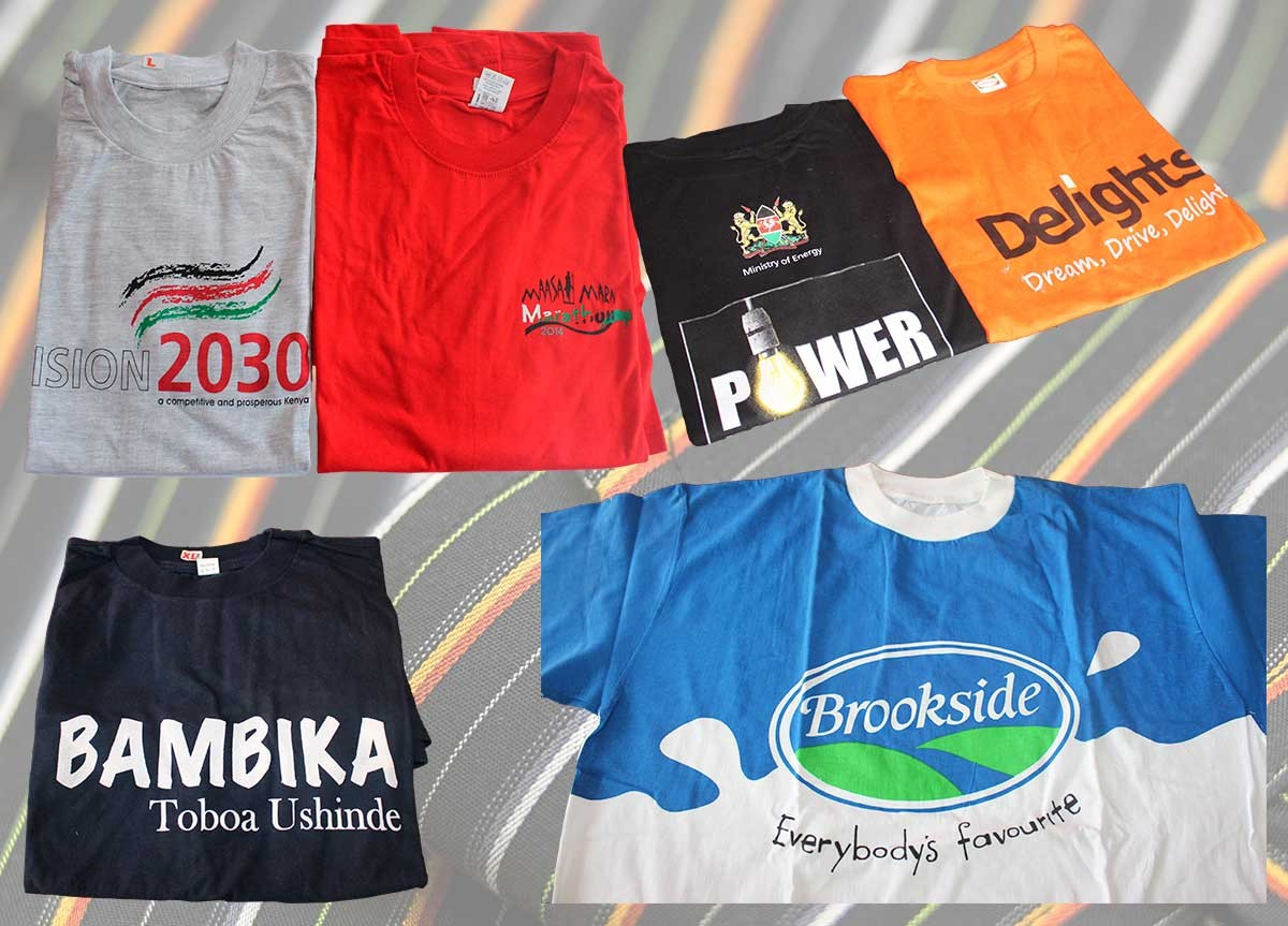 Custom Printed T Shirts Impressions Advertising Ltd